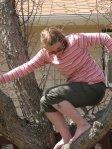 rachel, in her natural habitat